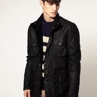 Barbour Corbridge Utility Waxed Jacket