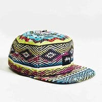 Stussy Fresh Printz Snapback Hat- Multi One
