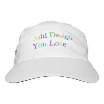 Design Your Own Woven Performance Hat