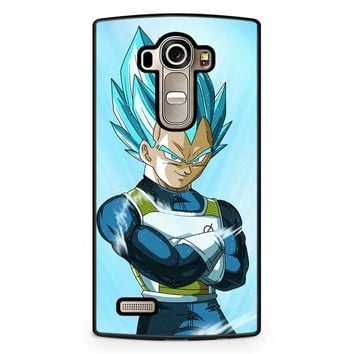 Dragon Ball Super Vegeta LG G4 Case