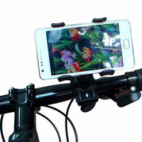 Smart Universal Gopro Outdoor Bike Bicycle Handlebar Phone Mount Cradle Holder Cell Phone Support Case Accessories Parts