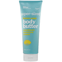 Bliss Lemon+Sage Body Butter Maximum Moisture Cream (14 oz)