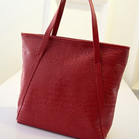 Ladies Fashion Strong Character Vintage Shoulder Bags [6583133703]