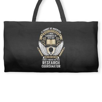 I Own It Forever The Title Research Coordinator Weekender Totes