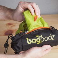 Reusable Bag Set of 5 by BagPodz