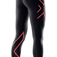 2XU Women Compression Tights Pants Black Blue Sport Trousers Jogging Breathable Superelastic Joggers Trousers For women Leggins
