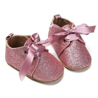Baby Girl Shoes Cotton First Walkers Fashion Shoes For Kids Baby Girls Newborn Soft So