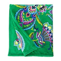Vera Bradley Throw Blanket Petal Paisley - Zappos.com Free Shipping BOTH Ways
