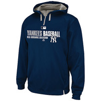 New York Yankees Authentic Collection Team Favorite Hooded Fleece by Majestic Athletic - MLB.com Shop