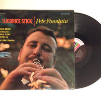 Vinyl LP Pete Fountain Licorice Stick Album Record Dixieland Jazz Young Maidens Prayer Hello Dolly