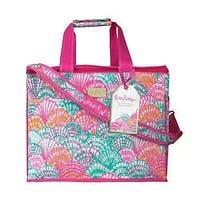 Insulated Cooler in Oh Shello by Lilly Pulitzer