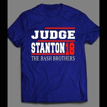 JUDGE STANTON 18 THE BASH BROTHERS T-SHIRT