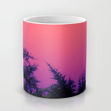 Peach, Pink, Purple Mug by DuckyB (Brandi)