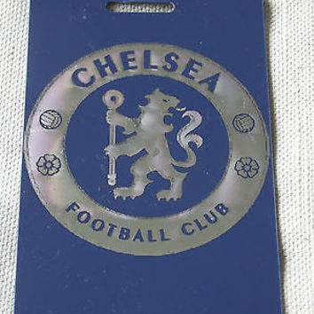 Novelty Luggage Crew Tags - Football  Clubs,Chelsea