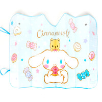 Cinnamoroll Car Sunshade: Sweet Treat