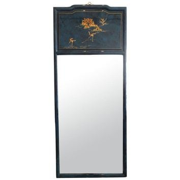 Pre-owned Chinoiserie Mirror