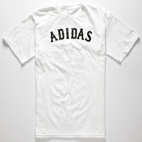 Adidas Sfs 7 Fill Mens T-Shirt White  In Sizes