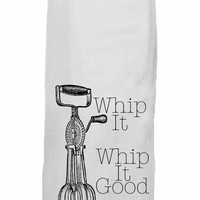 Whip It Good Dish Towel