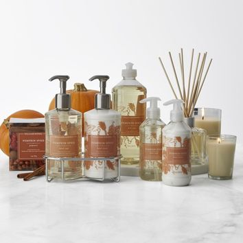 Williams Sonoma Pumpkin Spice Essentials Oils Collection