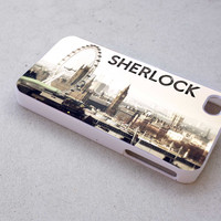 sherlock london case for iPhone 4/4s/5/5s/5c/6/6+ case,iPod Touch 5th Case,Samsung Galaxy s3/s4/s5/s6Case, Sony Xperia Z3/4 case, LG G2/G3 case, HTC One M7/M8 case