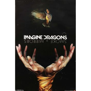 Imagine Dragons Domestic Poster