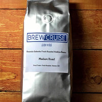 Rwanda Gakenke Fresh Roasted Coffee Beans Direct Trade 1lb Bag Brew Cruise Coffee