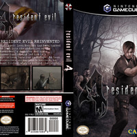 Resident Evil 4 - Gamecube (Very Good)