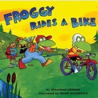 Froggy Rides a Bike (Froggy)