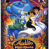 Aladdin and The King of Thieves 11x17 Movie Poster