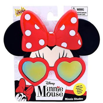 Minnie Mouse Disney Sunstaches Sun Glasses
