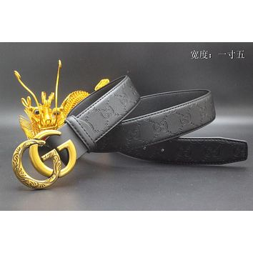 Gucci Belt Men Women Fashion Belts 537941