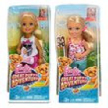 Barbie Chelsea Doll Case