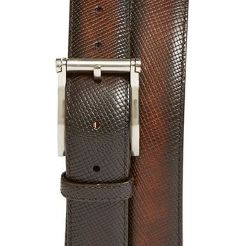 Magnanni 'Wellingstamp' Belt,