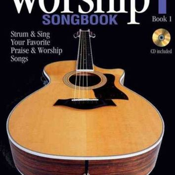 DCCKB62 Guitar Worship Method Songbook: Strum and Sing Your Favorite Praise and Worship Songs