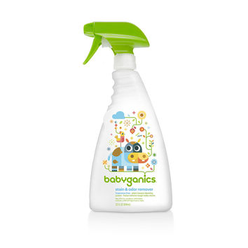 BabyGanics Stain, Stain, Go Away! Stain Remover
