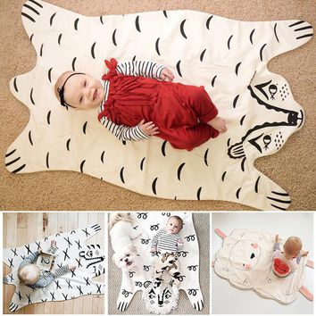 Bear Nursery Blanket