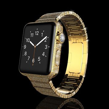 The World's Most Expensive Apple Watch | Firebox.com - Shop for the Unusual