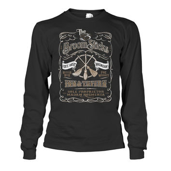 Harry Potter- THE BROOM STICKS -Unisex Long Sleeve - SSID2016
