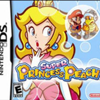 Super Princess Peach for Nintendo DS | GameStop