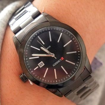 Watch Stainless Steel Men Quartz Watch [6542555715]