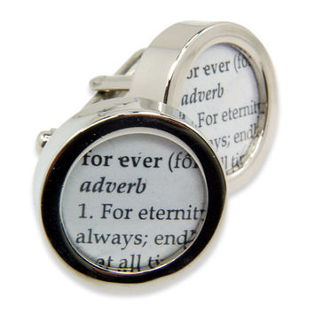 Definition of Cufflinks - Forever Love