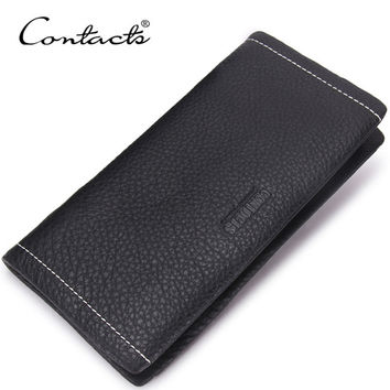 Leather Men Bags Stylish Wallet [9026421635]