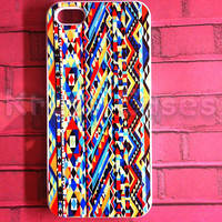 Iphone 5 Case, New iPhone 5 case -  Cute Aztec Tribal Pattern Print Iphone 5 Cover, iPhone 5 Cases, Case for iPhone 5