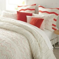 DKNY Urban Sanctuary Comforter Set in Ivory