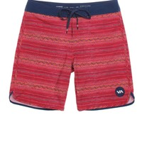 RVCA Peru Boardshorts - Mens Board Shorts - Multi Color -
