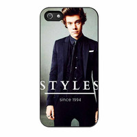 Harry Styles Since 1994 One Direction iPhone 5s Case
