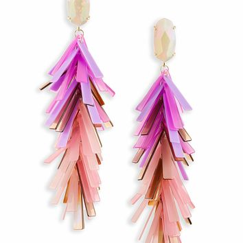 Kendra Scott Justyne Statement Earrings