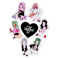 Girl Gang Sticker Packet