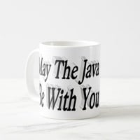 May The Java Be With You 3D Mug