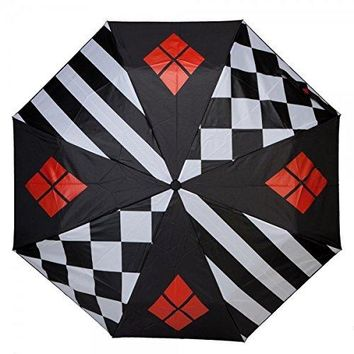 DC Comics Harley Quinn Panel Umbrella